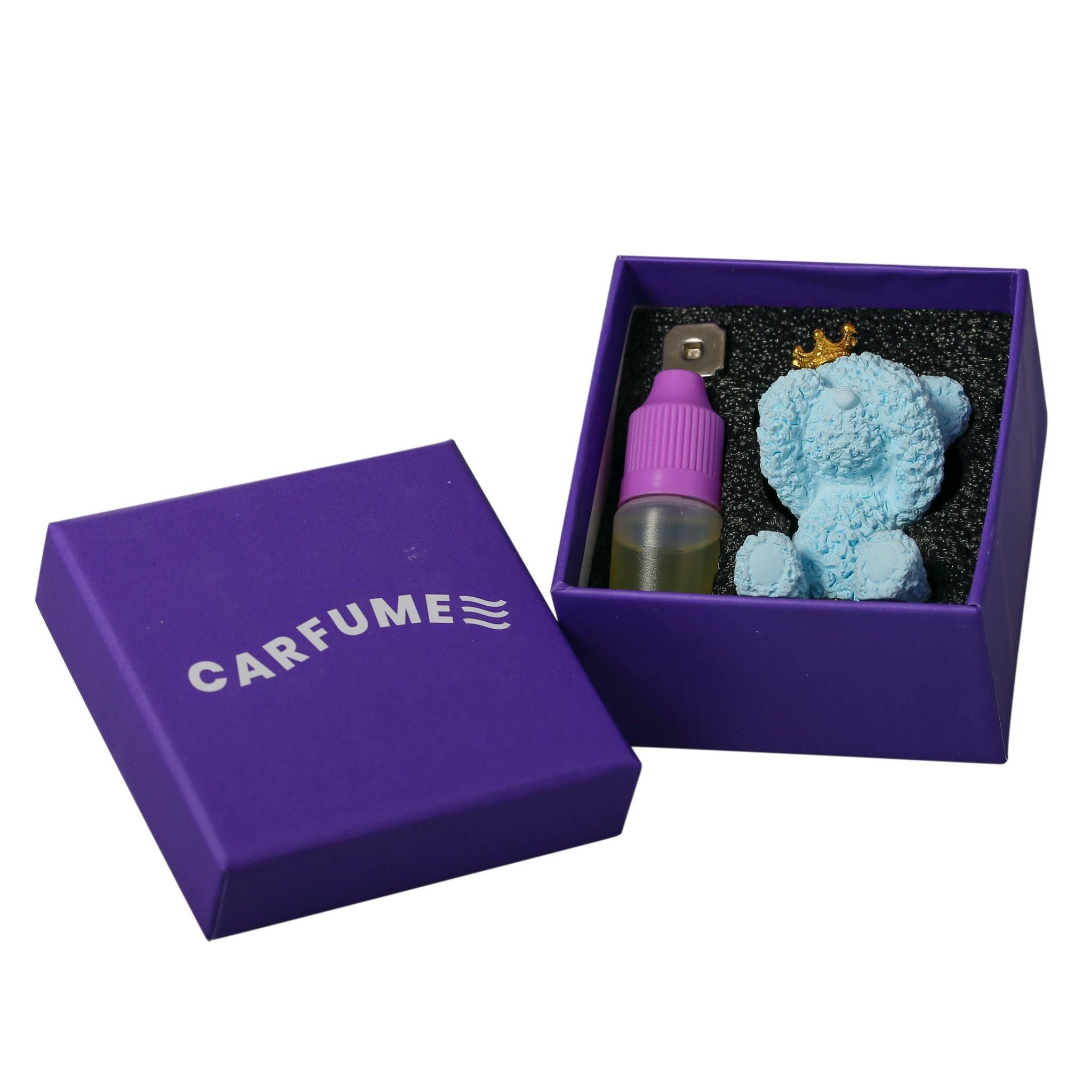 Baby Blue Bear - Carfume