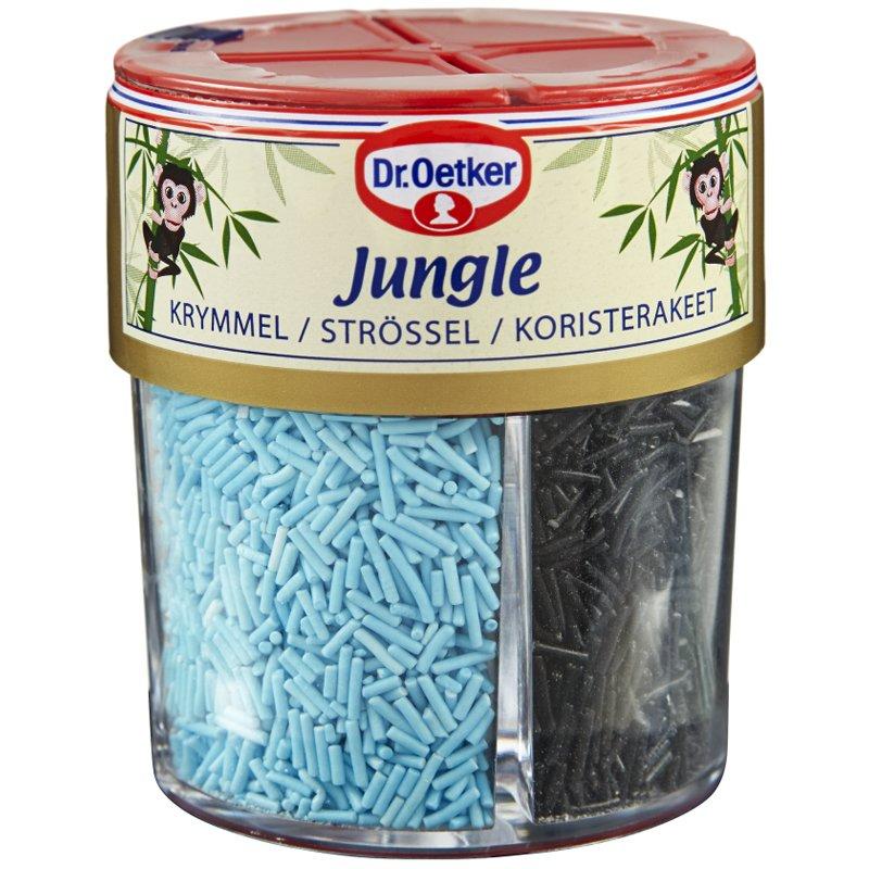 Strösselmix Jungle - 57% rabatt