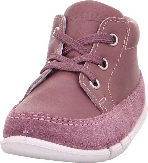 Superfit Flexy Sneaker, Pink, 23