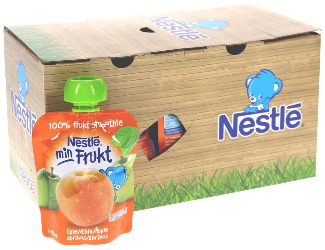 Min Frukt Aprikos 6M 14-pack - 82% rabatt