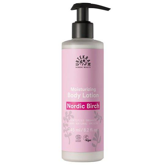Urtekram Nordic Beauty Nordic Birch Body Lotion, 245 ml