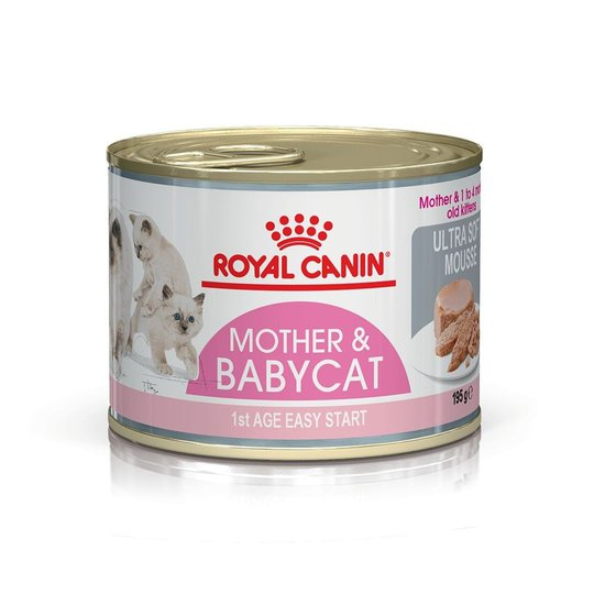 Royal Canin Mother & Babycat Starter Mousse (195 g)