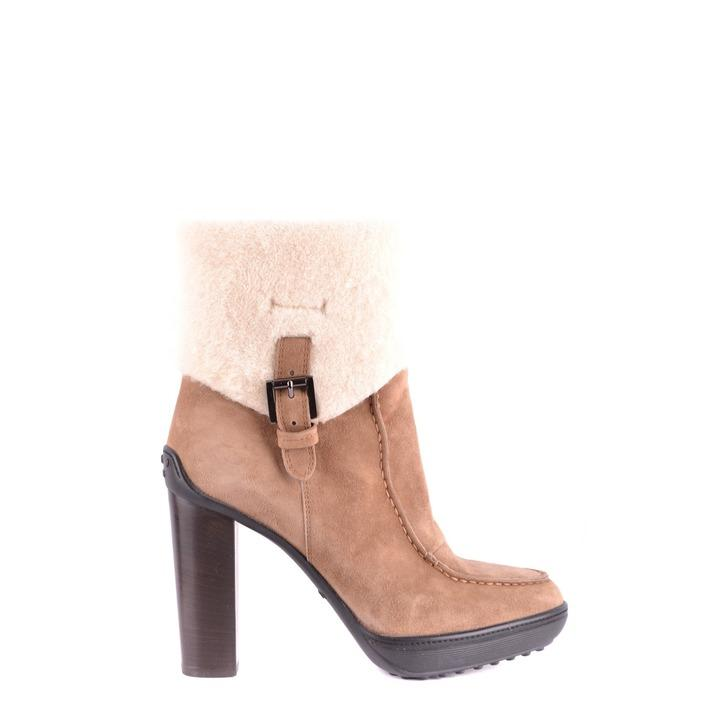 Tod`s Women's Boots Brown 162588 - brown 38.5