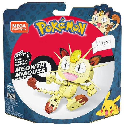 Mega Medium Pokémon - Meowth