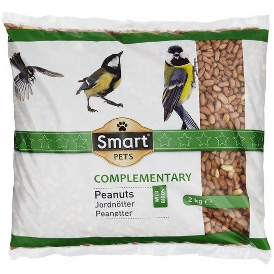 Fågelfoder Jordnötter 2kg - 52% rabatt