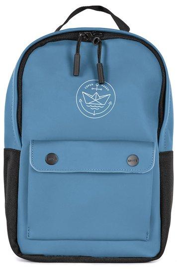 SWAYS Cargo Bag Mini Ryggsekk, Faded Blue