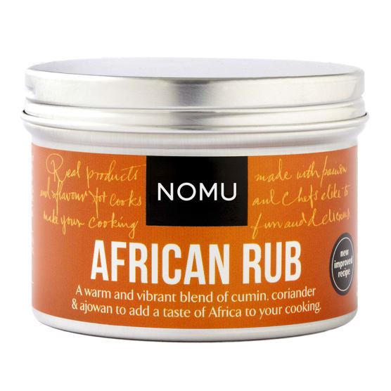 NOMU African Rub 65g
