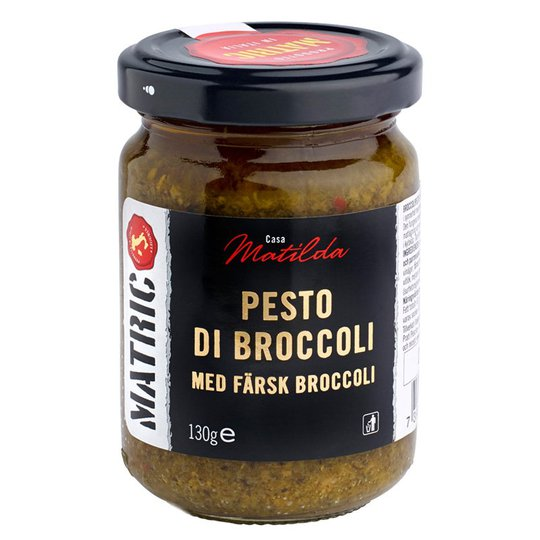 Broccolipesto 130g - 26% rabatt