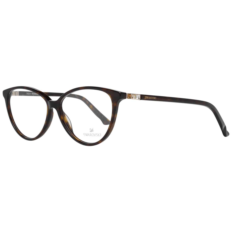 Swarovski Women's Optical Frames Eyewear Brown SK5136 53052