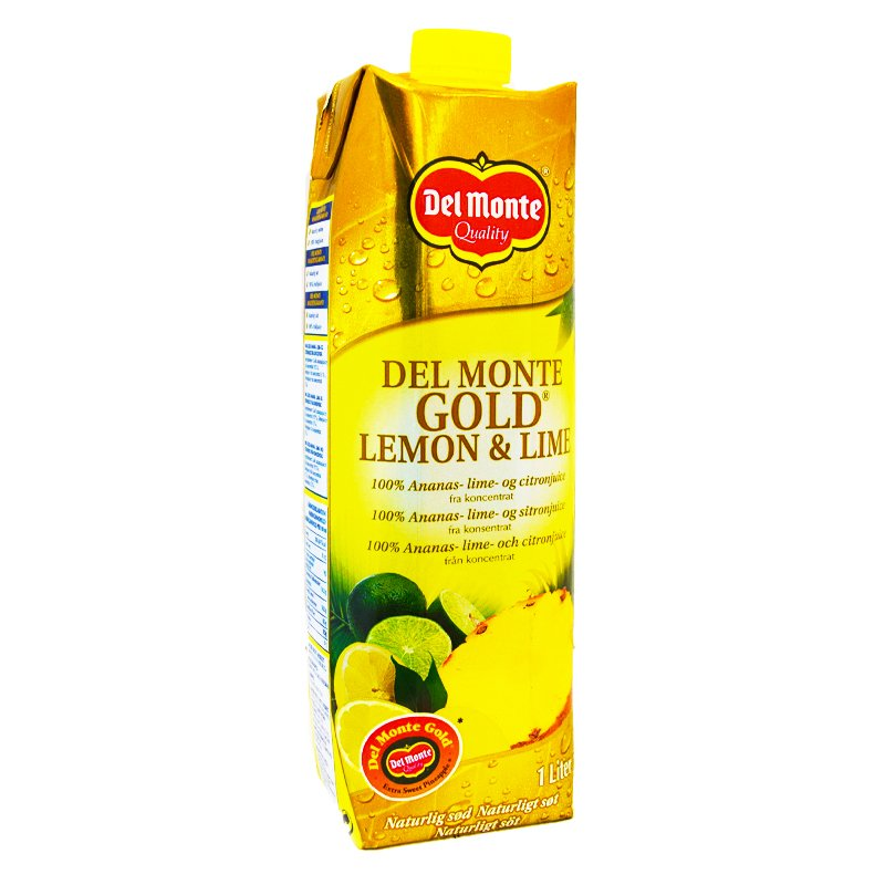 Juice Ananas, Lime & Citron - 50% rabatt