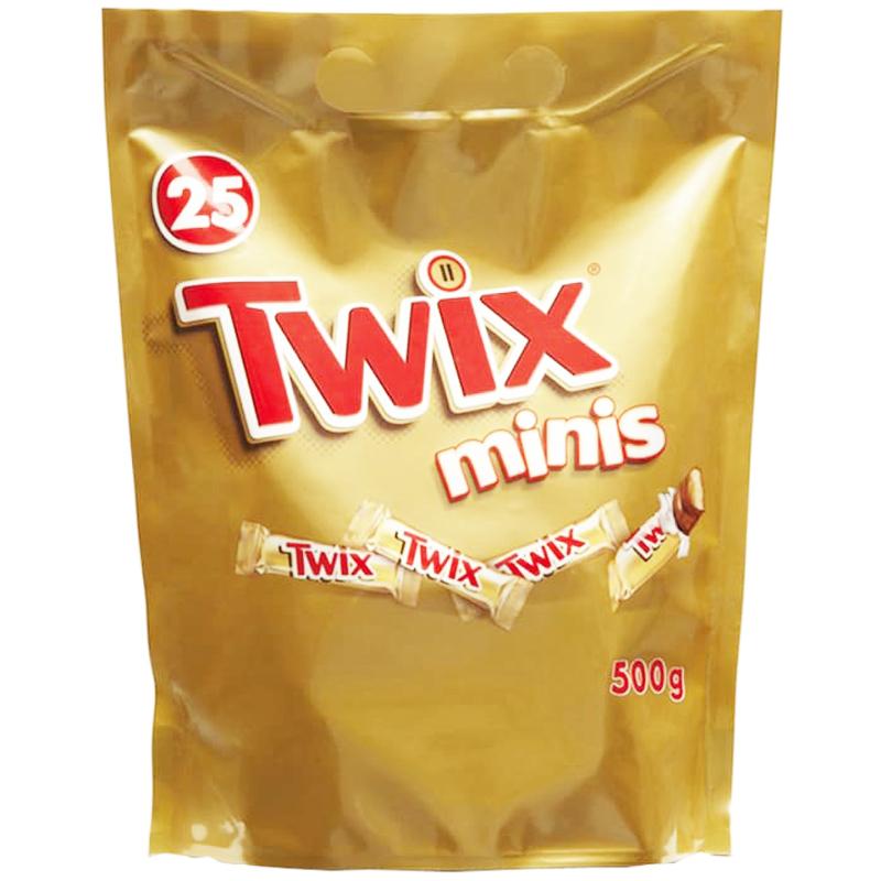 Twix Minis - 25% rabatt
