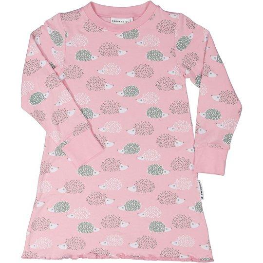 Geggamoja Nattkjole, Pink Hedgehog, 74-80