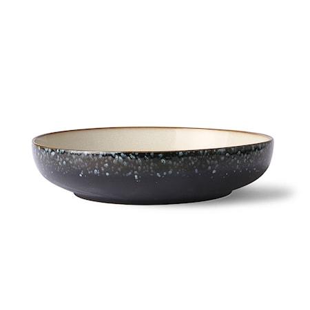 Ceramic 70's Salladsskål Galaxy