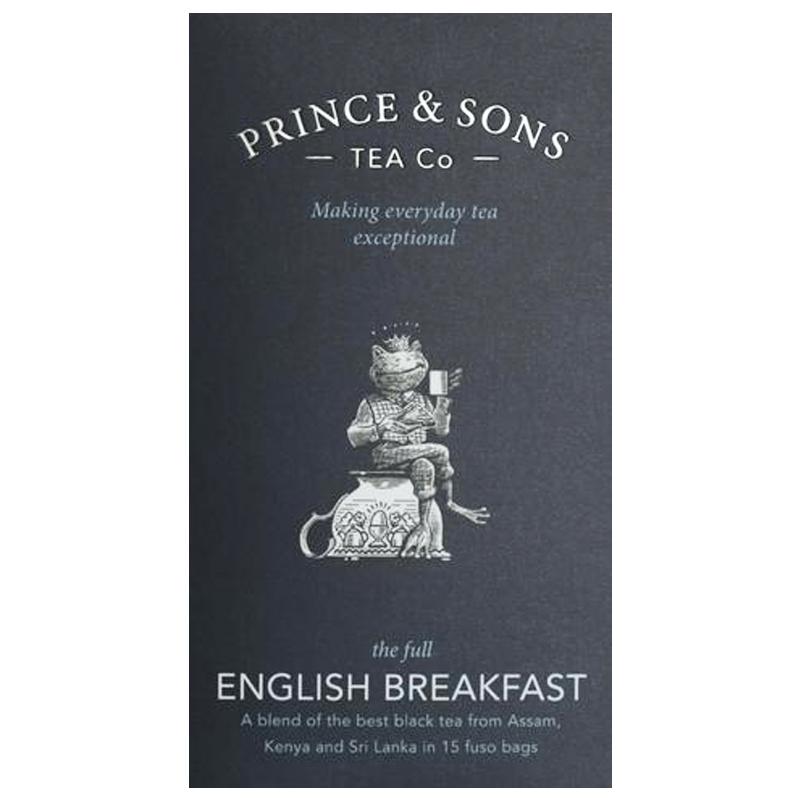 "Te ""English Breakfast"" 45g - 63% rabatt"