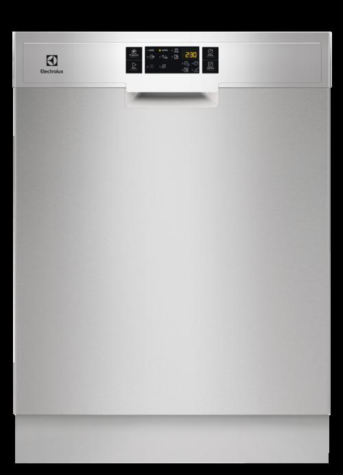 Electrolux Esz69310sx Underbygg. Diskmaskin - Rostfritt Stål