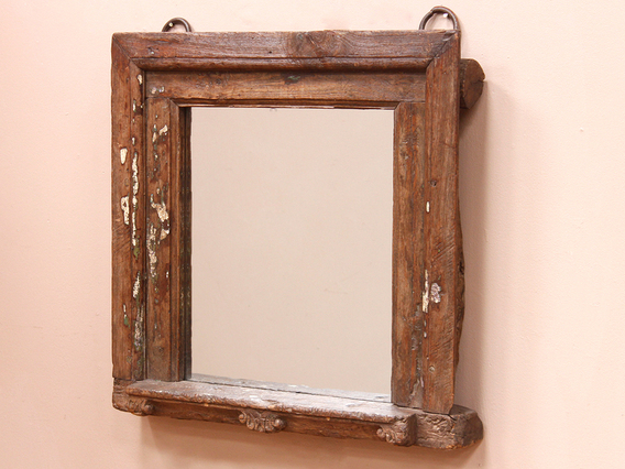 Framed Mirror Medium