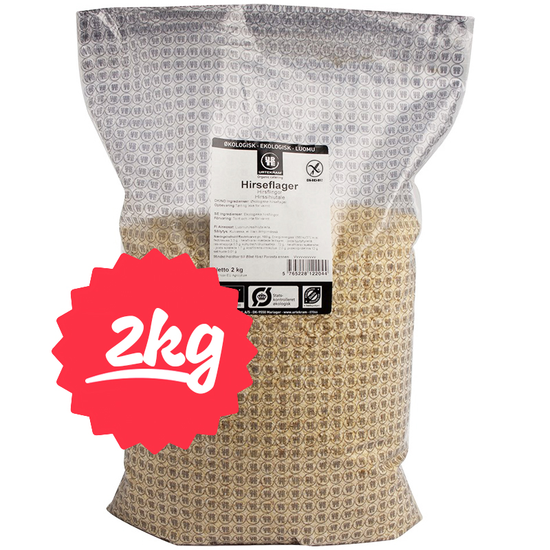 Eko Hirsflingor 2kg - 60% rabatt