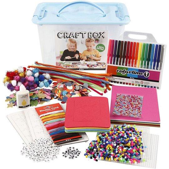 Creativ Company Hobbyeske Blandede Farger