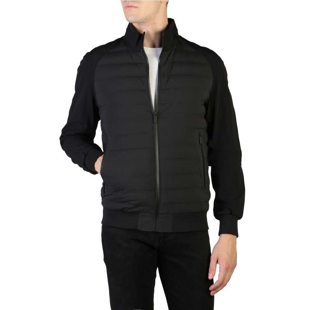 Calvin Klein Men's Jacket Black K10K101455 - black 56