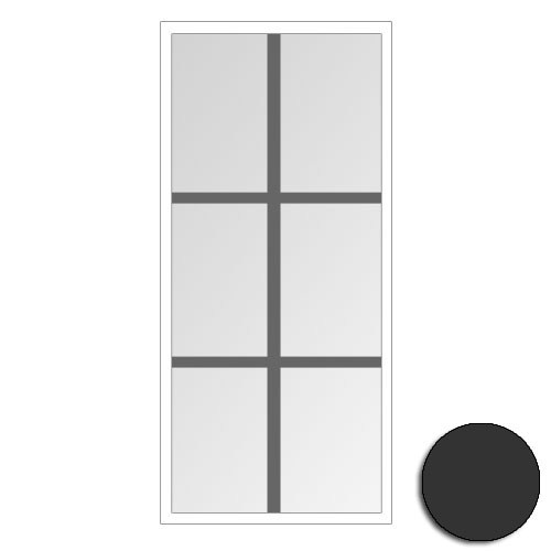 Optimal/Excellent Sprosse 21, 3400/4, Grå
