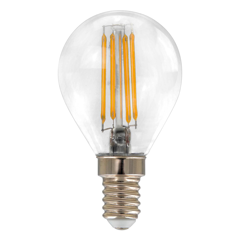 Elvita LED klot P45 E14 470lm filamen
