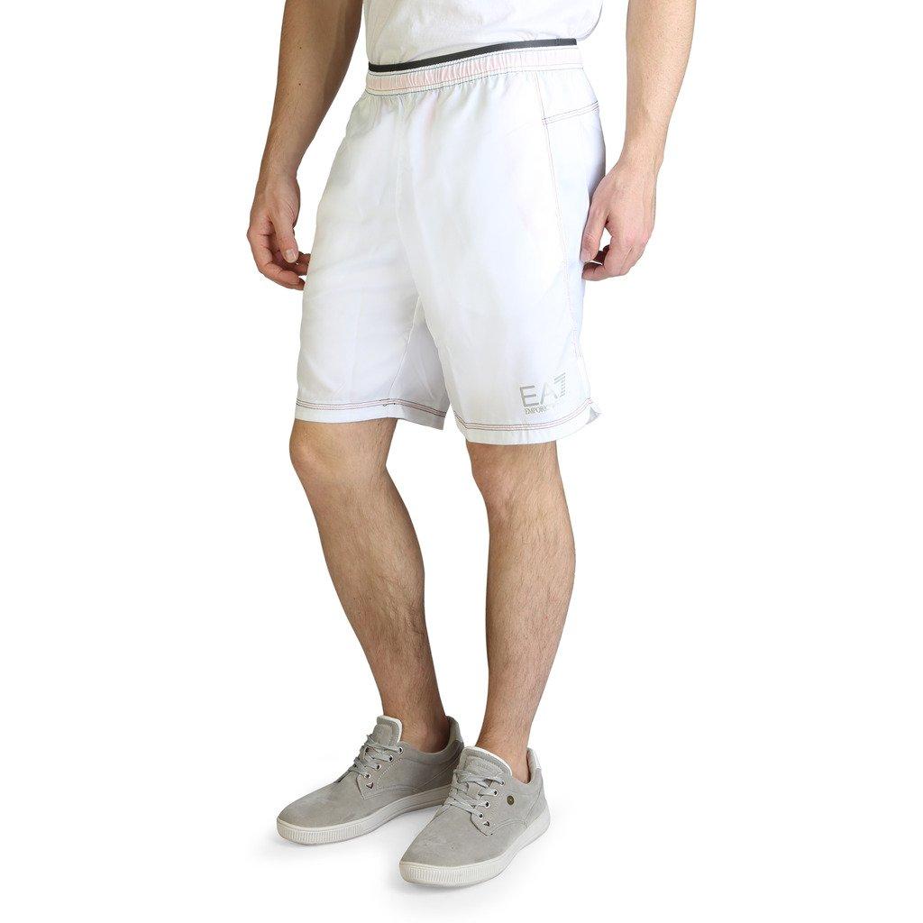EA7 Men's Short Various Colours 272684_6P216 - white L