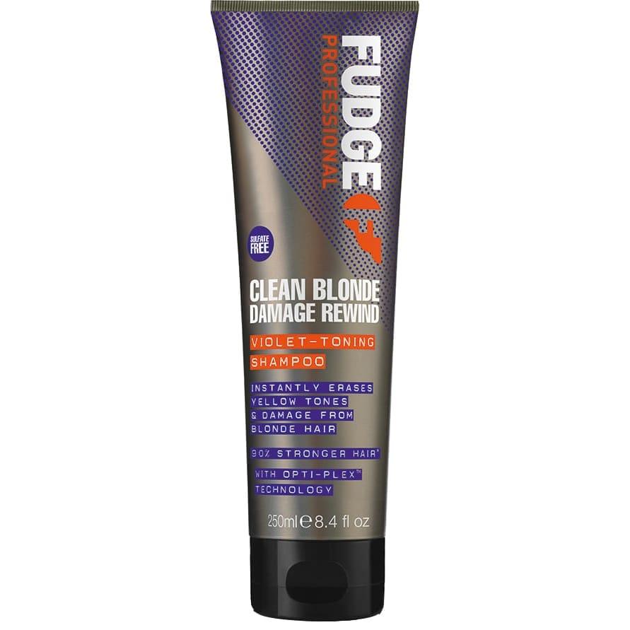 Fudge Clean Blonde Damage Rewind Schampo 250 ml