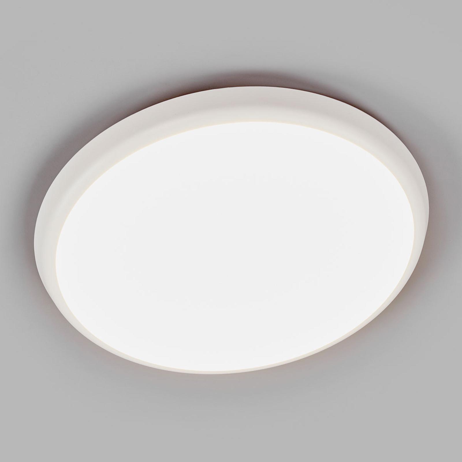 Yksinkertainen LED-kattovalaisin Augustin, 30 cm