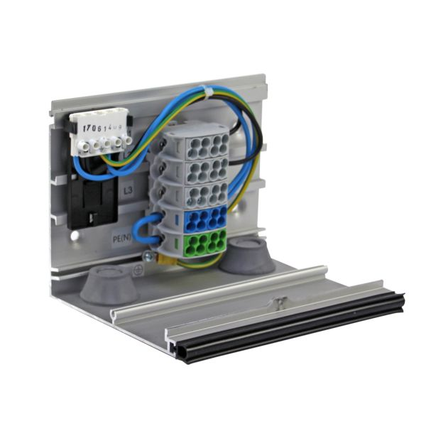 Garo PNFR Splintprofil for veggmontering