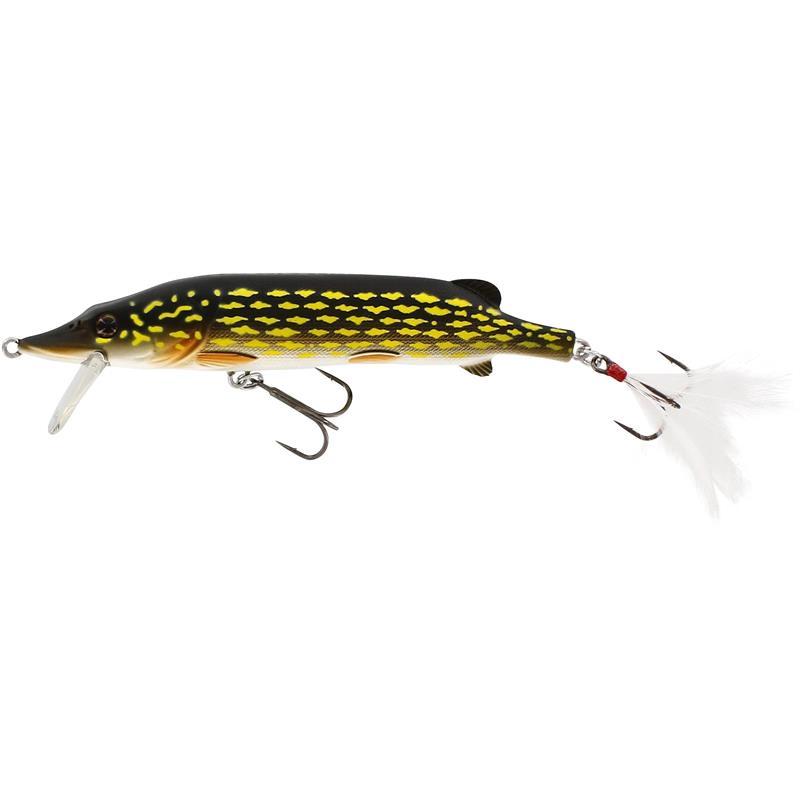 Westin Mike The Pike - Pike Wobbler (14cm/30g)