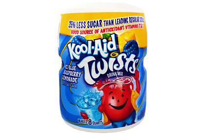 Kool-Aid Ice Blue Raspberry Lemonade 538g