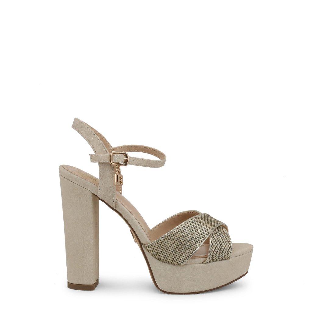 Laura Biagiotti Women's Sandals Various Colours 6118 - brown 40 EU