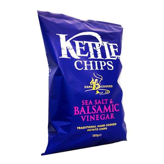 Chips Salt & Vinäger 150g - 36% rabatt