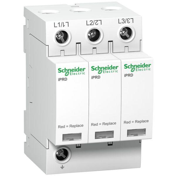 Schneider Electric A9L40300 Overspenningsvern mot indirekte nedslag, iPRD 40R 3 ledere, uten kontakt