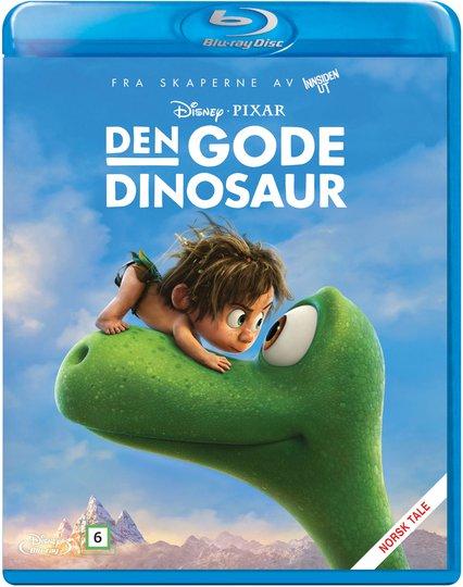 Disney Den Gode Dinosaur Blu-Ray