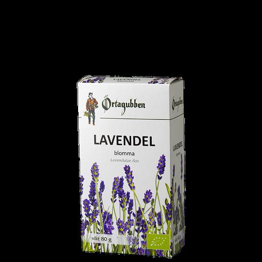 Lavendel Blomma, 80 g