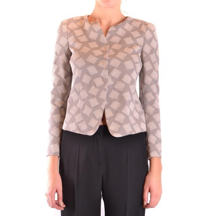 Armani Collezioni Women's Blazer Grey 187279 - grey 48