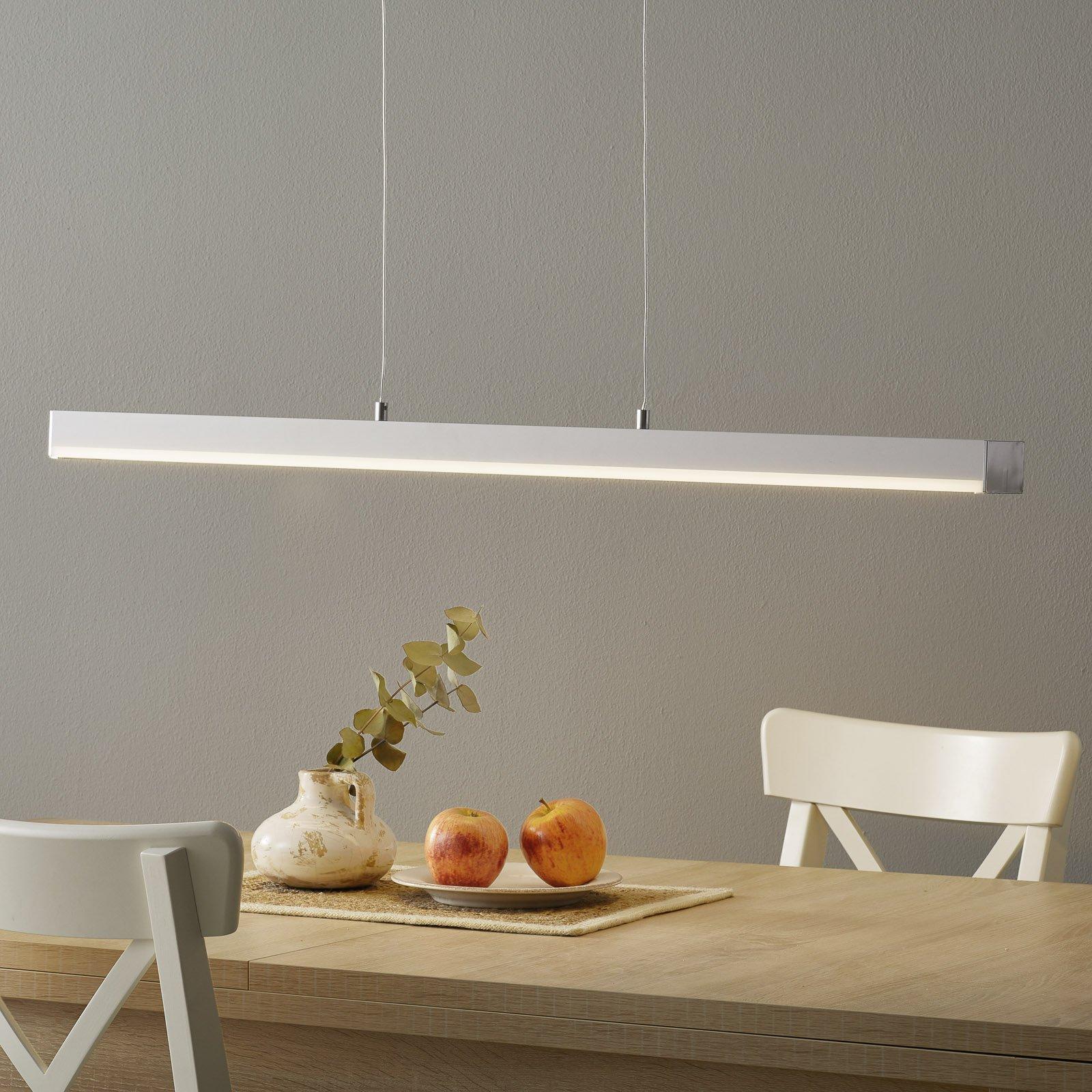 Trio WiZ Livaro LED-hengelampe hvit matt