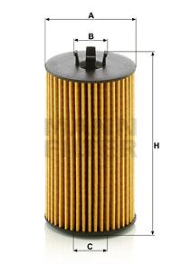 Öljynsuodatin MANN-FILTER HU 6019 z