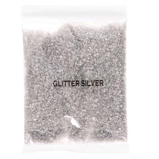 Glitter Silver Strössel - 47% rabatt