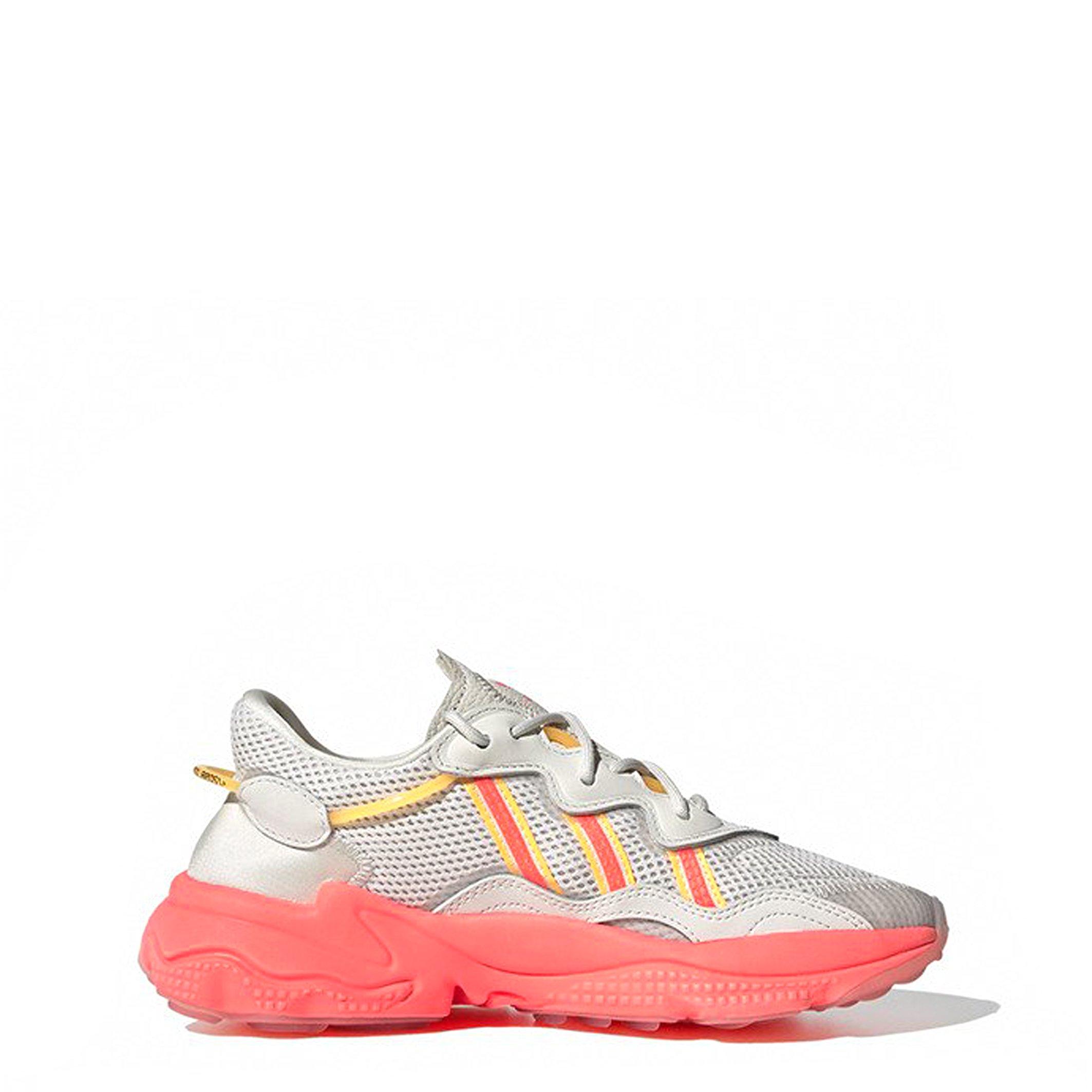 Adidas Unisex Ozweego Trainers Various Colours EE6466 - white UK 3.5