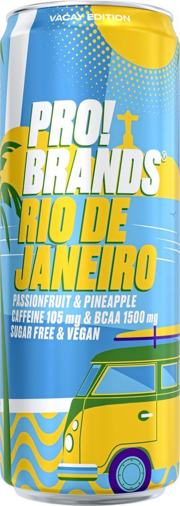 Pro Brands BCAA Rio de Janerio 33cl