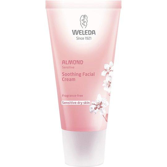 Weleda Almond Soothing Facial Cream, 30 ml Weleda Luonnonkosmetiikka