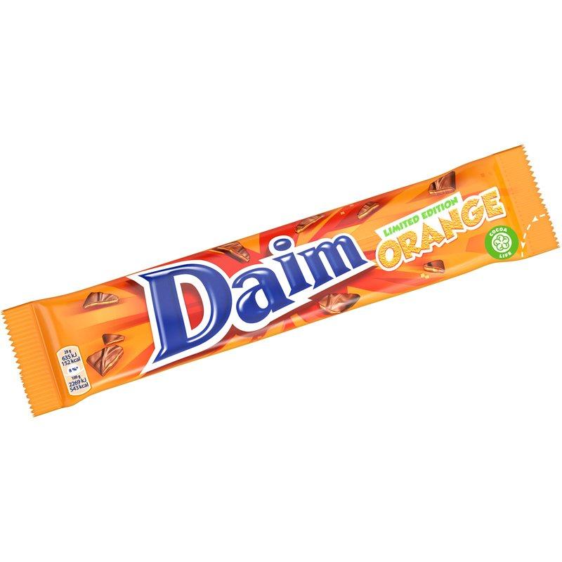 Daim Orange Suklaapatukka - 60% alennus