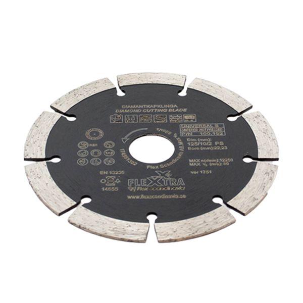 Flexxtra 100192 Diamantklinge 125 mm