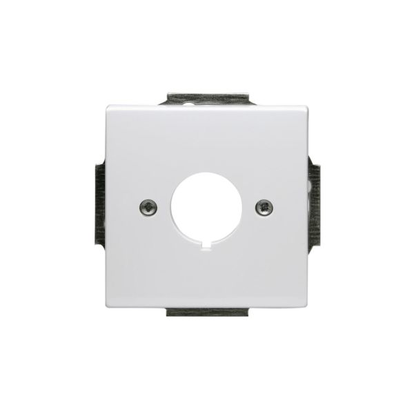 ABB Impressivo Keskiölevy 22.5 mm valkoinen