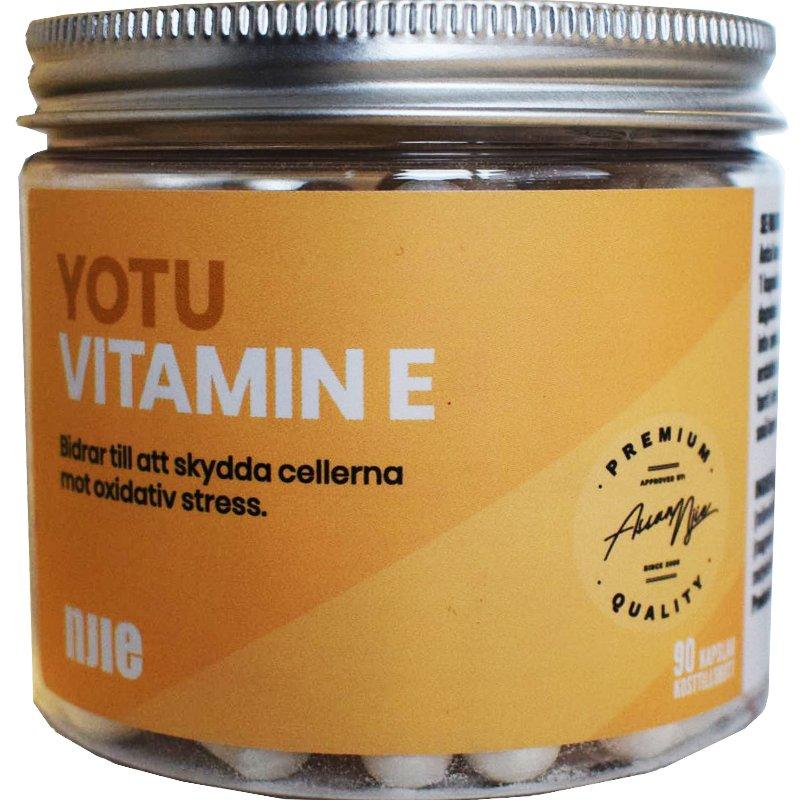 Kosttillskott Vitamin E - 52% rabatt
