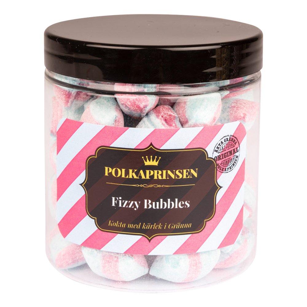 Polkaprinsen Fizzy Bubbles