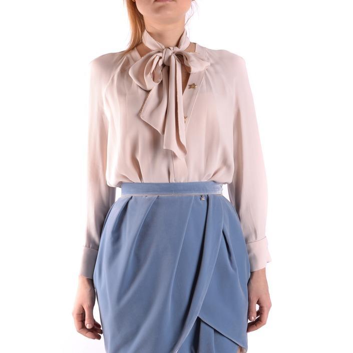 Elisabetta Franchi Women's Shirt White 186790 - white 44