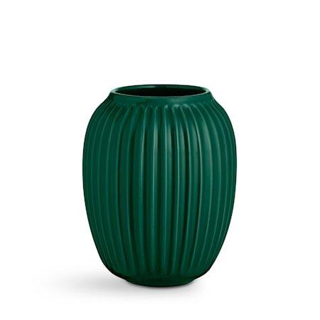 Hammershøi Vase H200 Green